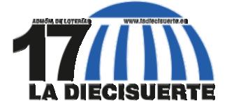 logo DIECISUERTE