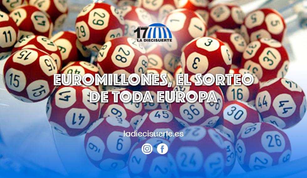 Euromillones, el sorteo de toda Europa