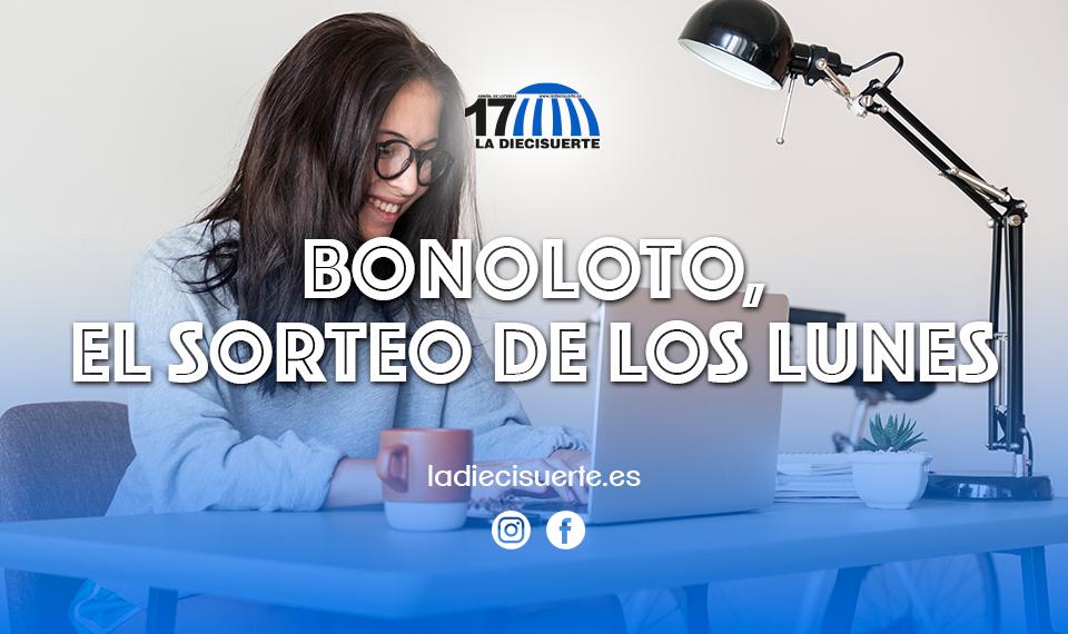 Bonoloto, el sorteo de los lunes