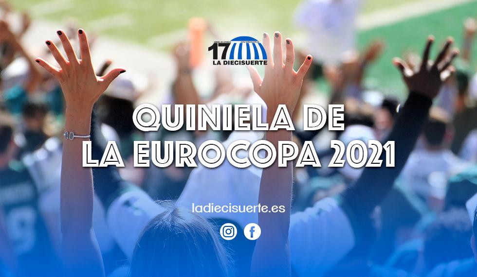 Quiniela de la Eurocopa 2021