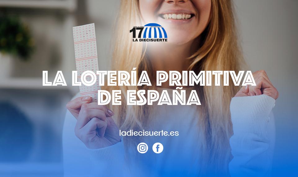 Lotería Primitiva en España